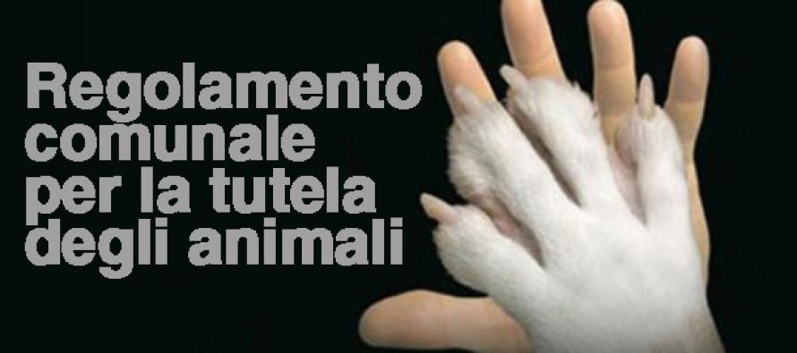 Regolamento Animali Comune di Guidonia
